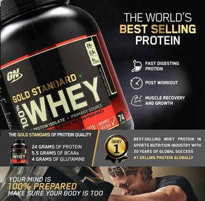 100% Whey Gold Standard 450g Optimum Nutrition