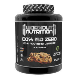 100% ISOLATE 2kg Workout Nutrition