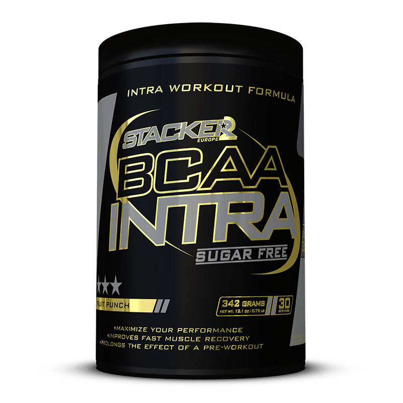 Bcaa Intra 342g Stacker