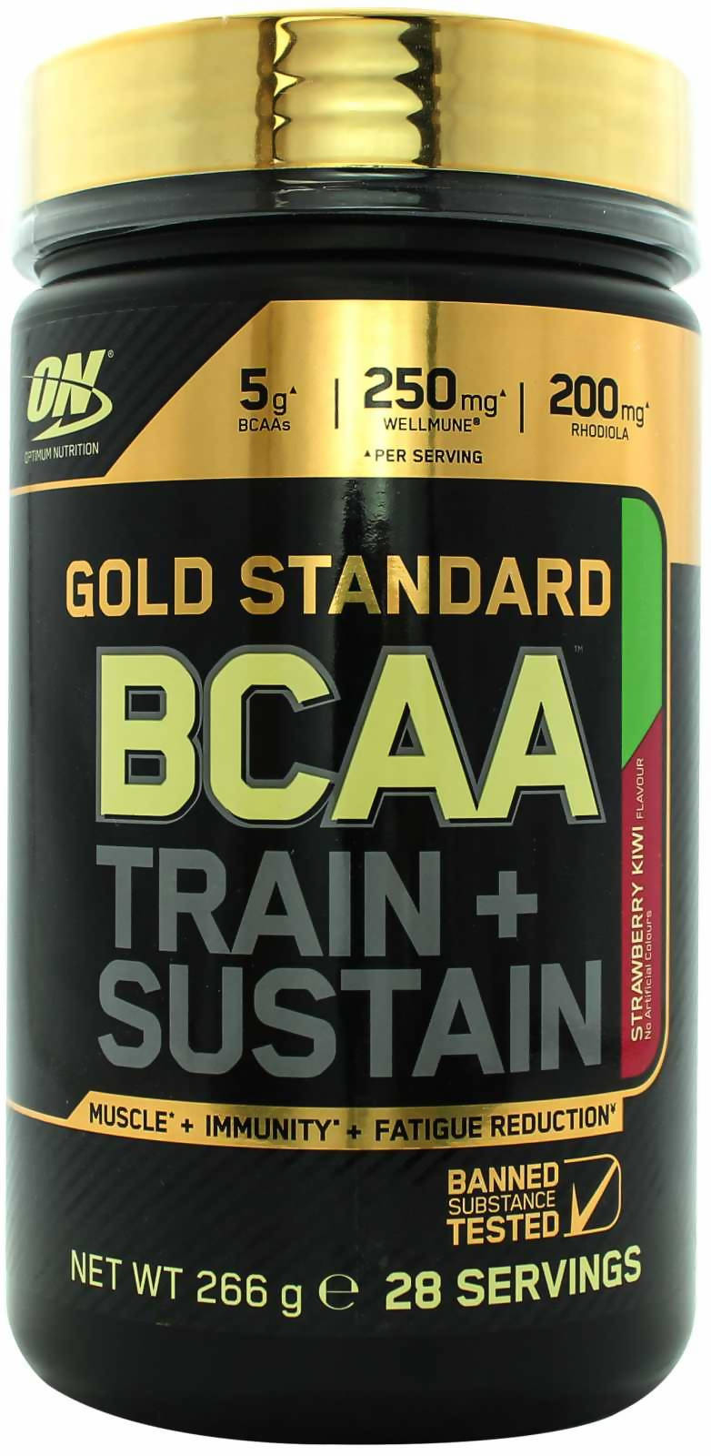 Bcaa TS 266g Optimum Nutrition