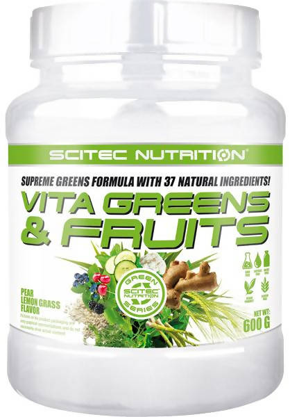 Vita Greens & Fruits 600g Scitec Nutrition