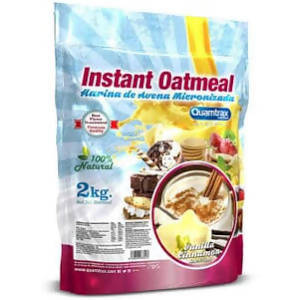 Oats meal 2kg Quamtrax