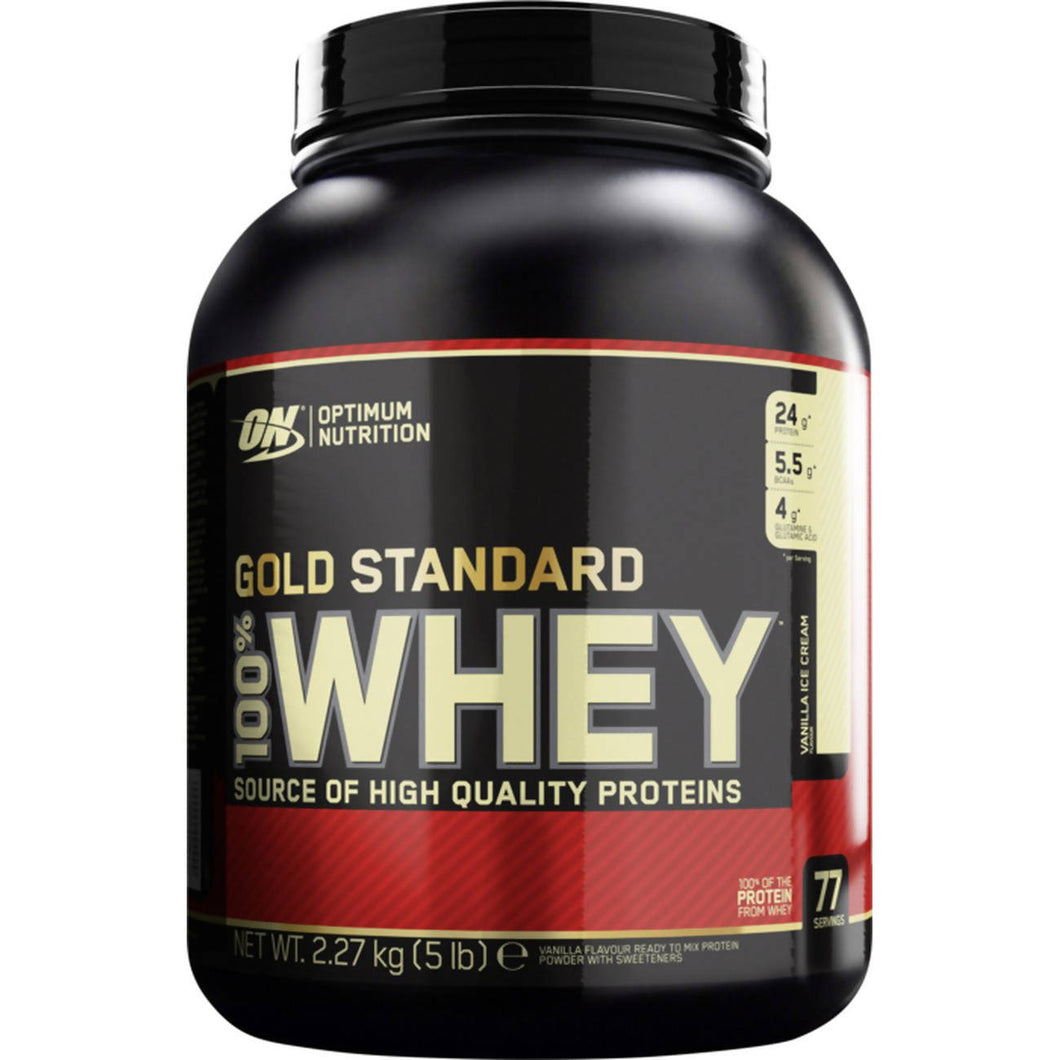 100% Whey Gold Standard 2,27kg Optimum Nutrition