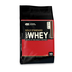 100% Whey Gold Standard 4,5kg Optimum Nutrition