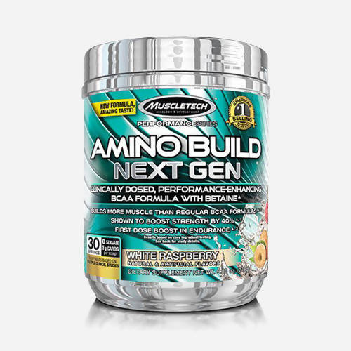 Amino Build 266g MuscleTech
