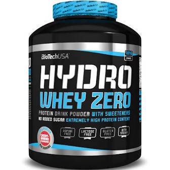 Hydro Whey Zero 1,816kg Optimum Nutrition