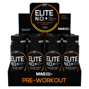 Elite Shots N.O. 12x60ml QNT
