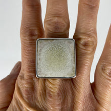 Load image into Gallery viewer, ceramic impressionism ring