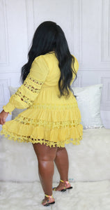 Entrance Maker - Crochet Dress (Restocked)