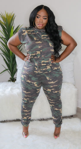 GI Jane - Camo Set