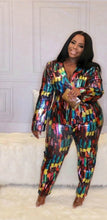 Load image into Gallery viewer, Shine Baby Shine - Sequin Pants Set