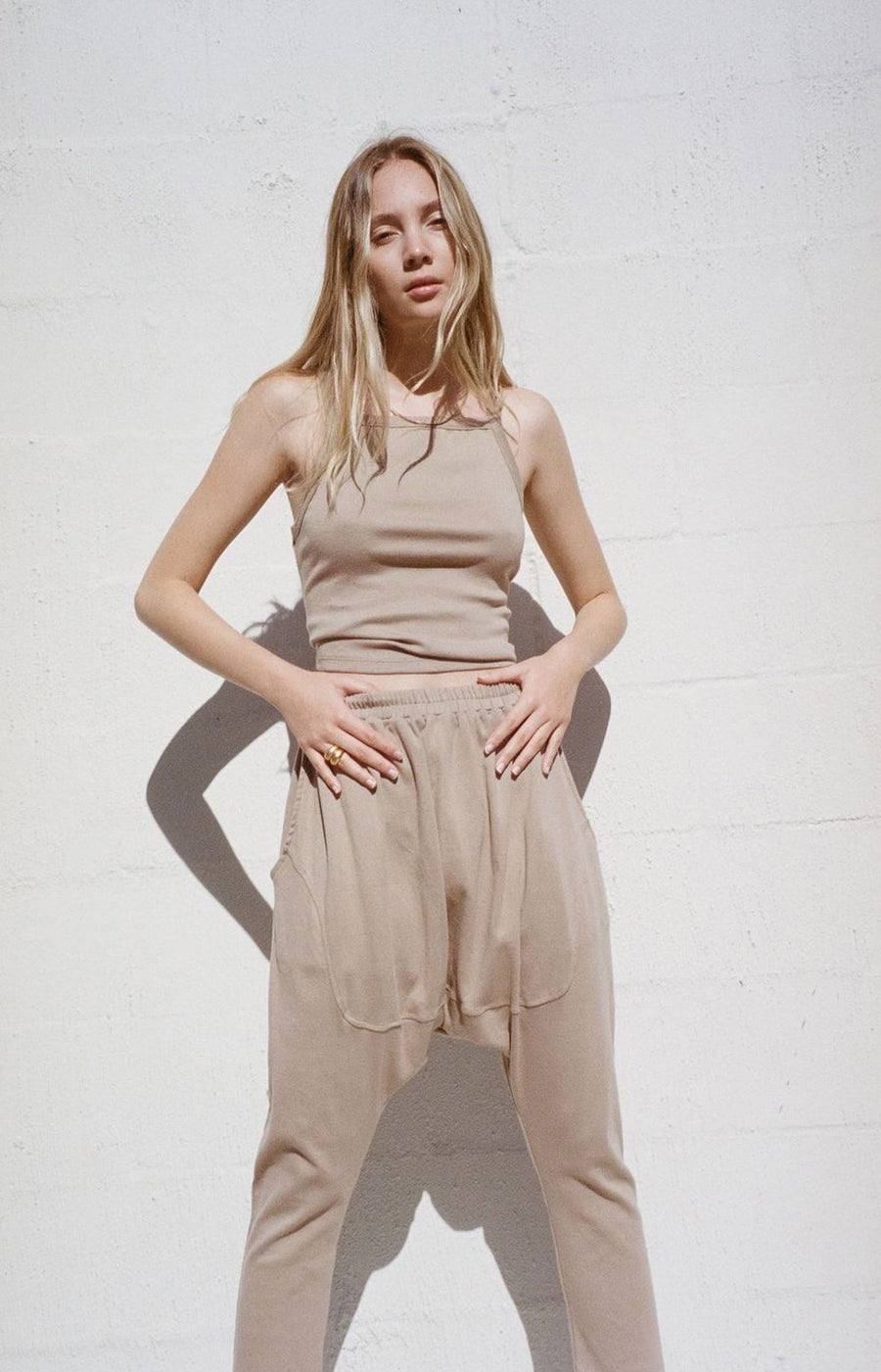 The Bare Road Slouch Pant