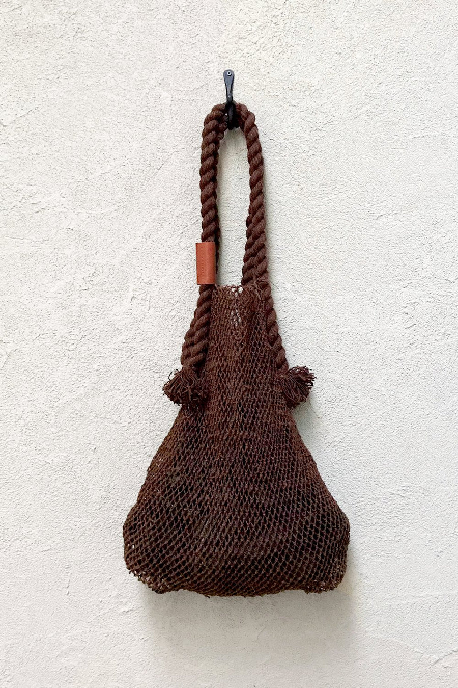 The Dharma Door Hemp String Bag