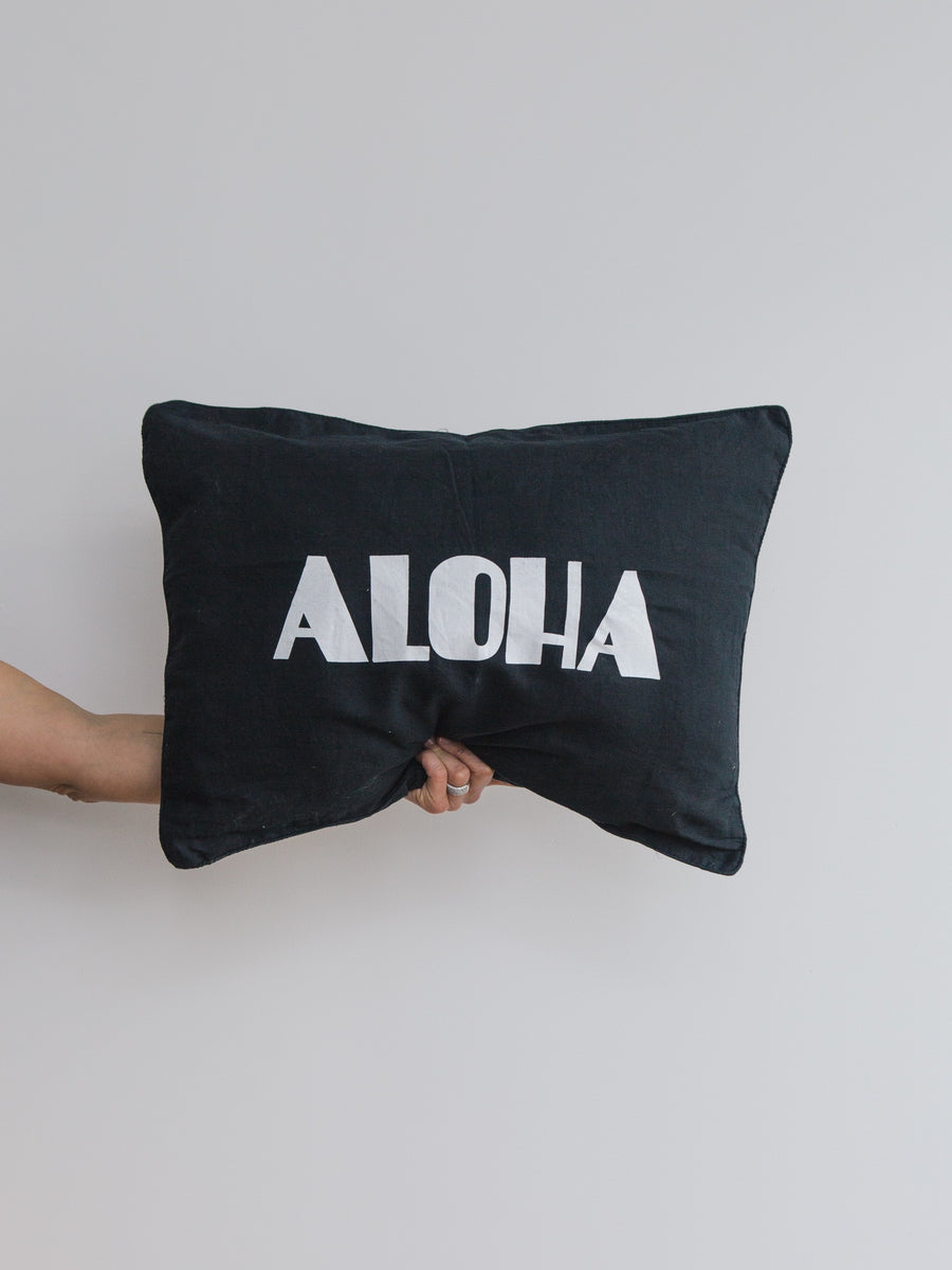Kawaiian Lion Aloha Cushion