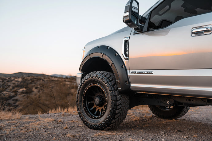 What are Fender Flares?