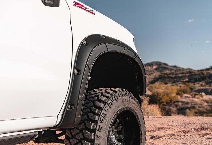 Tire Coverage Guide for Off-Road Trucks