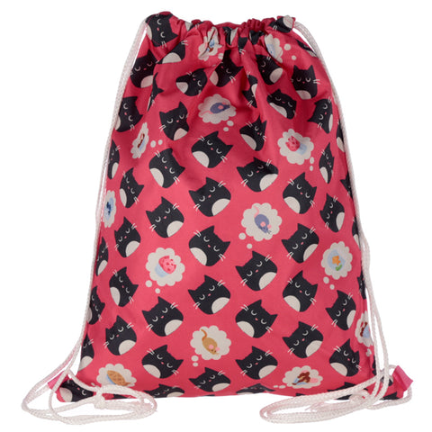 Mayhew Cat Cotton Bag