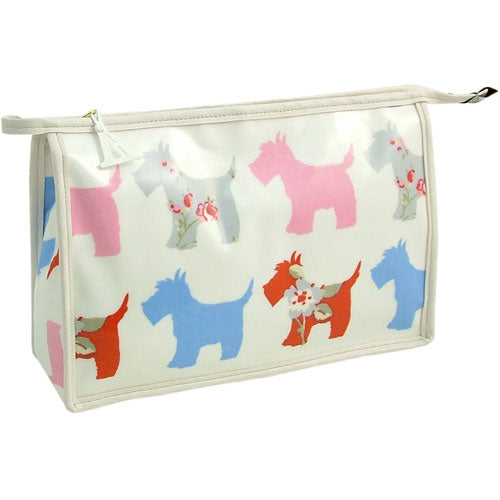 Scottie Dog Wash Bag