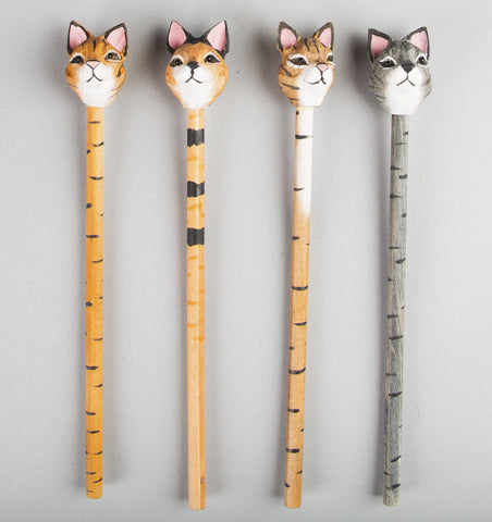 Kitty Cat Pencil - The Mayhew Animal Home