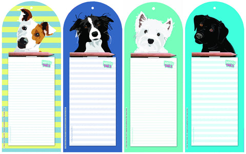 Magnetic Fridge Memo Pads - The Mayhew Animal Home