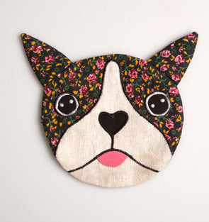 Boris the Boston Terrier Purse - The Mayhew Animal Home
