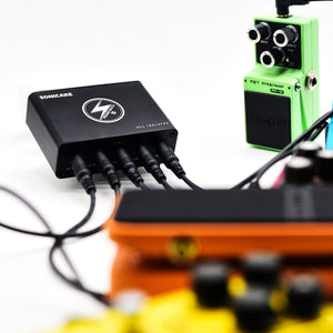 SONICAKE Power Brick 5 iSolated Pedalboard Pedal Power Supply