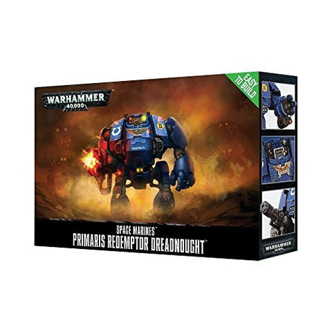 ETB Primaris Redemptor Dreadnought