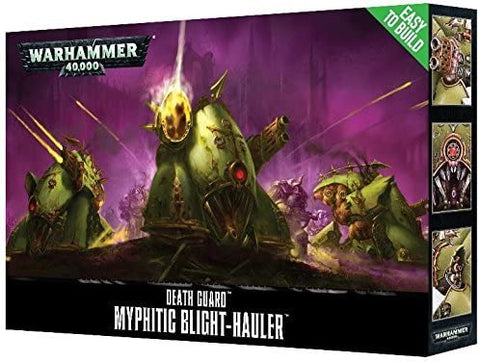 ETB Death Guard Myphitic Blight- Hauler