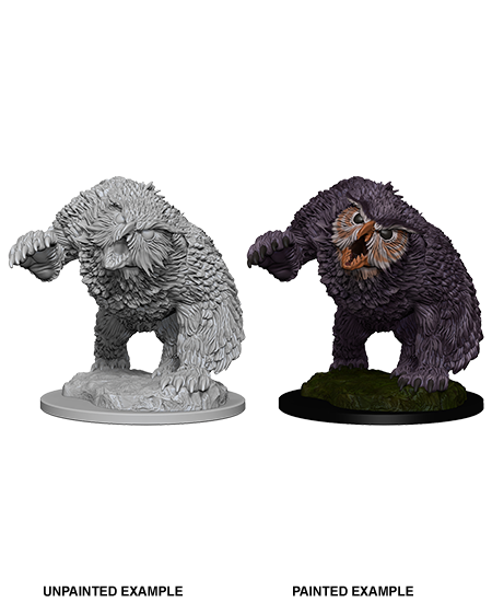 D&D Nolzur's Marvelous Unpainted Miniatures (Wave 5) Owlbear