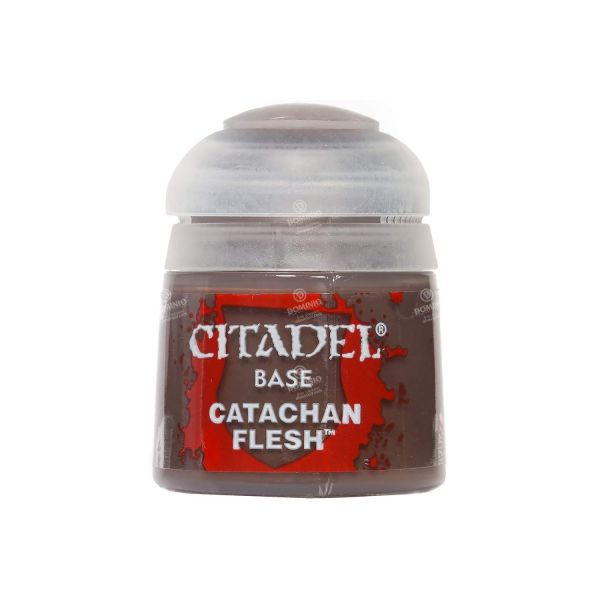 Base: Catachan Fleshtone