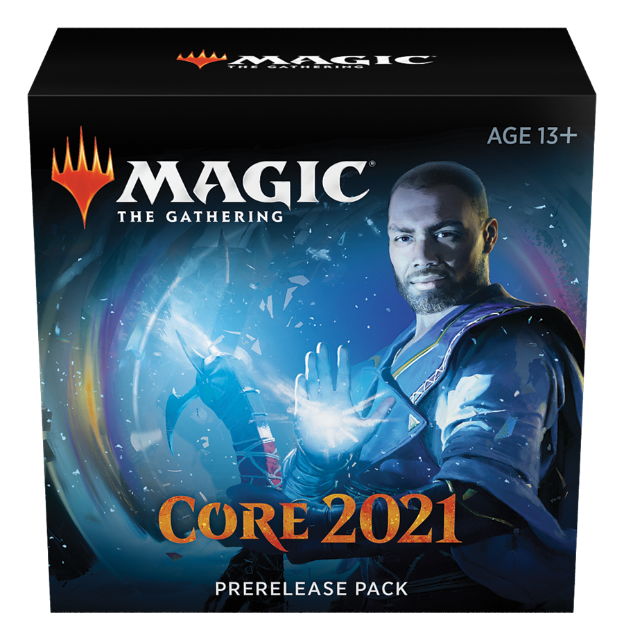 MTG: Core Set 2021 PRERELEASE