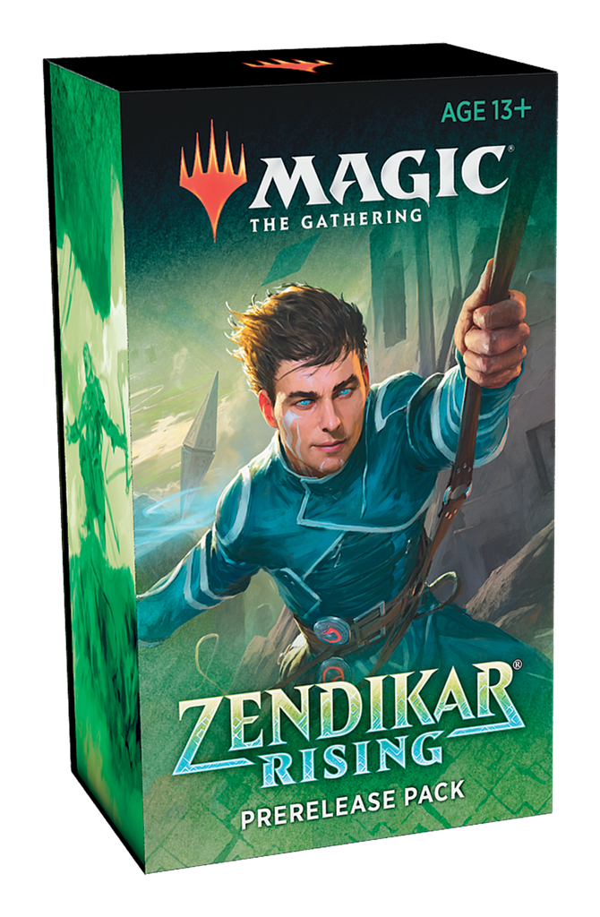 MTG: Zendikar Rising  SOCIALLY-DISTANCED PRERELEASE - Friday 18th September - 6:30pm
