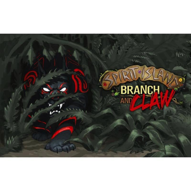 Branch & Claw Spirit Island Expansion