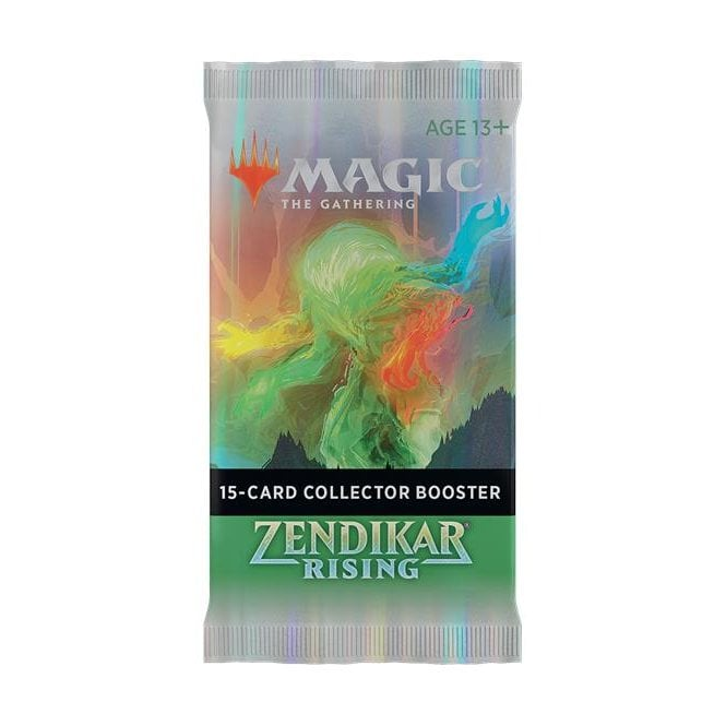 MTG: Zendikar Rising COLLECTOR BOOSTER