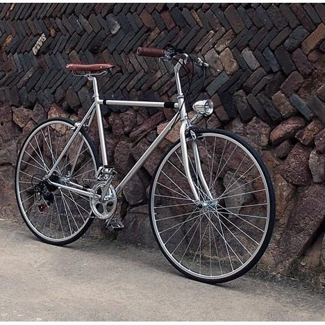 700c road bike 7-speed Japan Shimano transmission retro bike city bicycle
