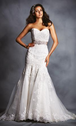 Alfred Angelo Style 2506, Salon Sample