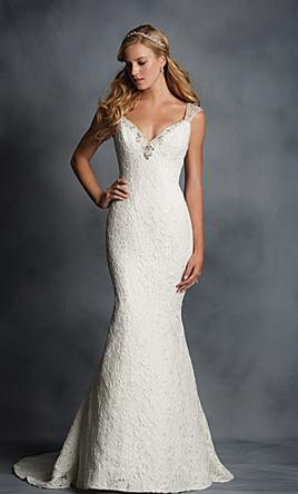 Alfred Angelo Style 2524, Salon Sample