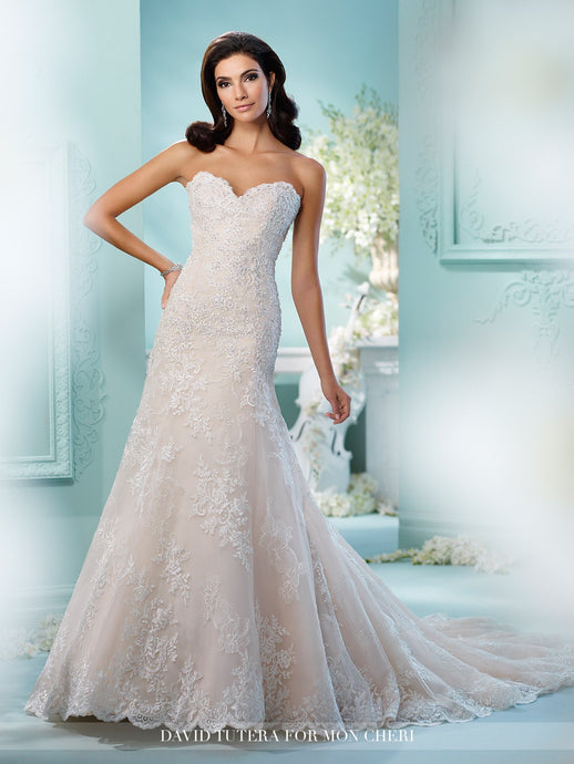 David Tutera 216249, NEW with tags