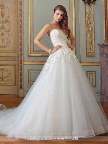 David Tutera Style 117270, Salon Sample