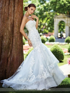 David Tutera Style 117280, Salon Sample