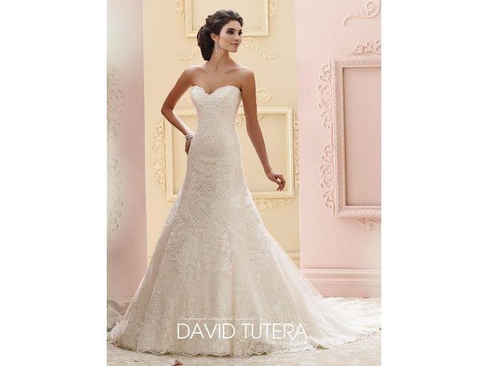 David Tutera Style 215265, Salon Sample
