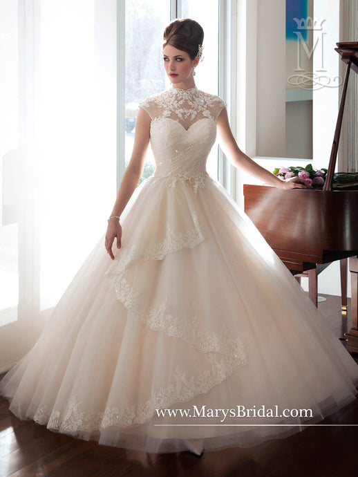 Marys Bridal, Style 6254 NEW with tags