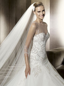 "Pronovias Manuel Moto ""Elena"" NEW with tags"