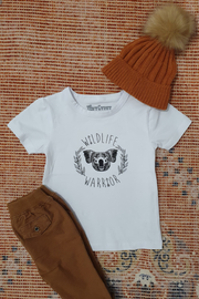 Tiny gypsy Wildlife Warrior Basic tee