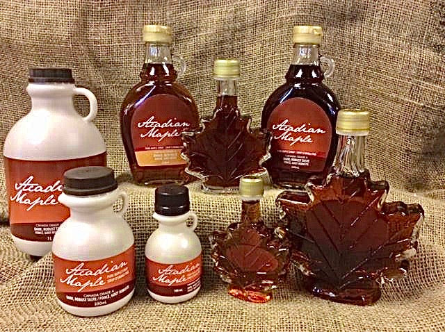 AUTHENTIC SEACOAST COMPANY LTD ACQUIRES ACADIAN MAPLE PRODUCTS LTD