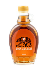 Black Bear Maple Syrup Blend 250mL Bottle
