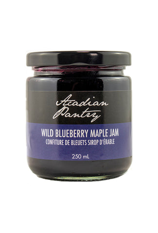 Blueberry Maple Jam