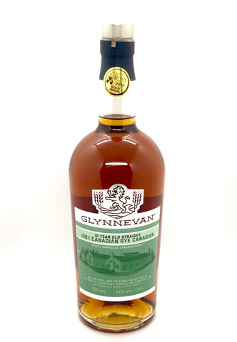 Glynnevan Whisky 12 Year Old Straight