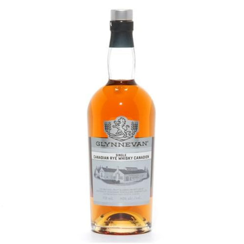 Glynnevan Single Canadian Rye Whisky, Authentic Seacoast Distillery, nova Scotia