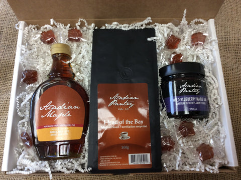 Acadian Maple Breakfast care Package